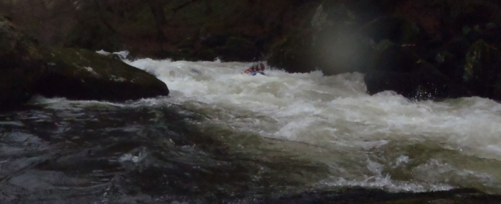 Last minute river Ogwen (North Wales)