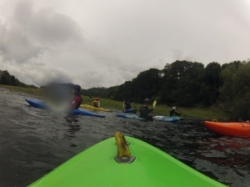Beginners Welsh White Water Weekend
