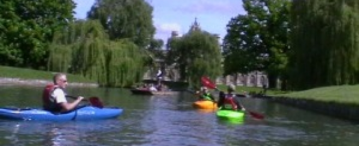 River Cam May 2015