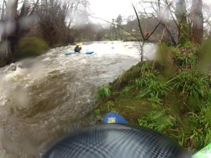 first rapid on the Cierw